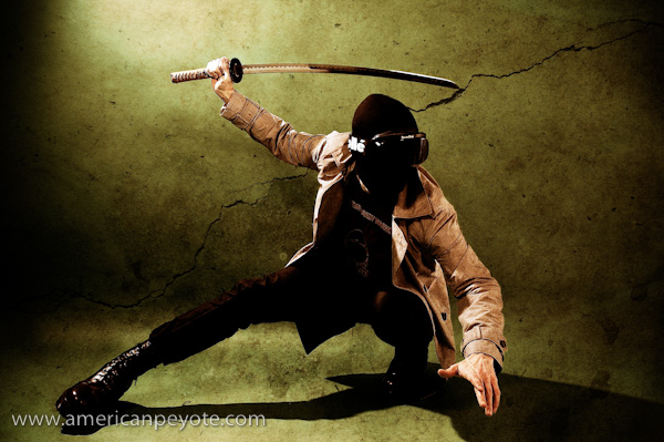 Urban Ninja studio photography Winterthur, Switzerland